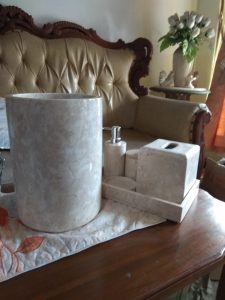 tempat sabun-tempat sampo-tempat tissu